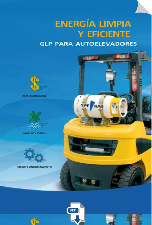 <b>GLP para autoelevadores</b>